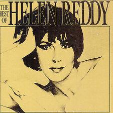1 CENT CD Best of - Helen Reddy EMI AUSTRALIA