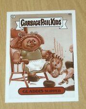 2014 Topps Garbage Pail Kids GPK Serie 1 Collector box SEPIA Gladdis Slipper 6b