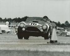 Vintage 8X10 Auto Racing Photo 1964 Daytona Continental Dan Gurney Cobra No. 16