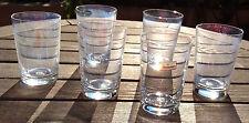 Coffret de 6 verres à liqueur en cristal Baccarat