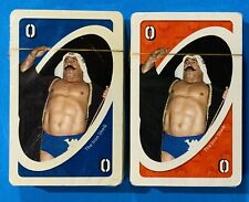 WWE Legends Special Edition UNO card game-Both Decks Sealed