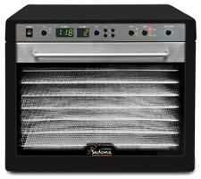 Sedona Combo Rawfood Dehydrator with 9 Stainless Steel Trays
