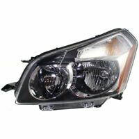 GM2502327 Headlight for 09-10 Pontiac Vibe Driver Side