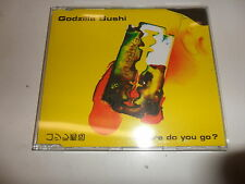 Cd   Godzilla Sushi  ‎– Where Do You Go?