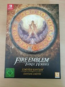 Fire Emblem 3 Houses / Three Houses Collector PAL Nintendo Switch