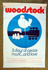 The one that changed the history of Rock & Roll forever - WOODSTOCK (mint)