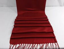 Scarf Shawl Table Runner Dresser Scarf  Designer Pashmina  Wedding Wine