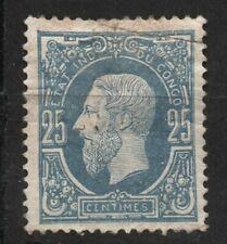 Belgian Congo  (1886)  - Scott # 3,   Mint Hinged, Slight Stain