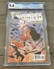 Wonder Woman #1 CGC 9.8 NM/M Chiang Cover Variant 2011 New 52