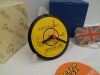 KRAFTWERK VINYL RECORD SINGLE CLOCK - An actual Record Centre