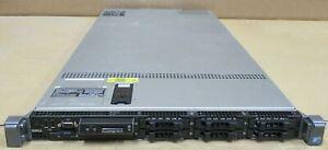 "Dell PowerEdge R610 2x Quad-Core X5570 2.93GHz 48GB Ram 6x 2.5"" HDD Bay Server"