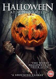 HALLOWEEN AT AUNT ETHELS (RELEASED 14TH OCTOBER) (DVD) (NEW)