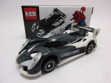 TOMICA TOMY MARVEL BLACK Spiderman Car UNIVERSAL STUDIOS JAPAN Limited New