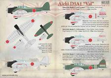 Print Scale 1/72 Aichi D3A1 Val # 72180