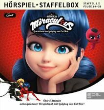 mp3 CD * MIRACULOUS - STAFFELBOX 1.2  # NEU OVP &