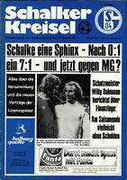 BL 76/77 FC Schalke 04 - Borussia Mönchengladbach, 16.04.1977 - Klaus Fichtel