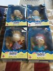 Lot+Of+4+Nickelodeon%27s+Rugrats+Collectible+4%22+Doll+Figures+Mattel+1997+unopened