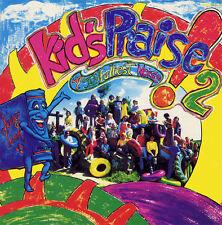Psalty - Kid's Praise 2 CD 1981 Psalty Kids Co. * NEW * STILL SEALED *