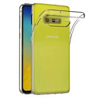 "Coque Housse Etui Gel UltraSlim Silicone Samsung Galaxy S10E/ S10 Lite 5.8"""