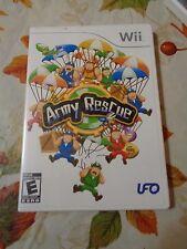 Nintendo Wii Army Rescue
