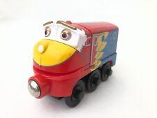 Chuggington Parrot  Wilson Wooden Train (Railway Track Set ELC Brio Thomas)