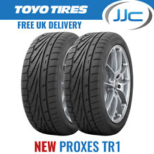 2 x 215/40/16 R16 86W Toyo Proxes TR1 Performance Road Tyres New T1R