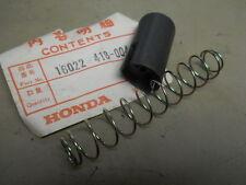 Honda NOS CB125, CM185, NX125, ATC185, Throttle Valve Set, # 16022-418-004    a1