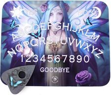 MYSTIC AURA SPIRIT BOARD BY ANNE STOKES OUIJA WITH PLANCHET TALKING BOARD