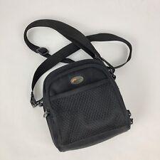 "LOWEPRO EX60 Black Camera Shoulder Bag Small Compact travel padded pockets 6.5"""