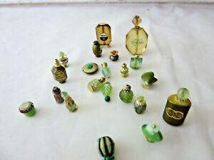 Lot of Dollhouse Miniature Dresser Accessories