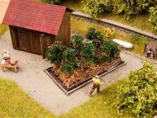 13215 Noch HO, Tomatenstauden 3 x 6 cm, 6 Pflanzen, Laser-Cut minis, Modelleisen