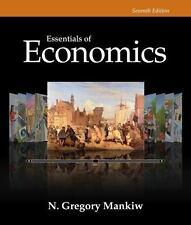 Mankiw's Principles of Economics: Essentials of Economics by N. Gregory...