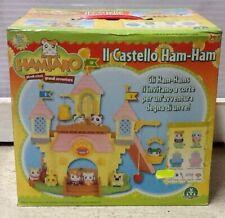 HAMTARO IL CASTELLO HAM HAM