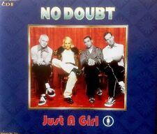 No Doubt - Just A Girl (CD 1997) Gwen Stefani / Interscope Records