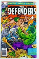 Marvel DEFENDERS (1981) #93 SIGNED by Don PERLIN w/COA FN/VF (7.0) Ships FREE!