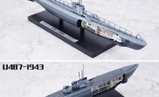 ATLAS 1/350 U26-1940 World War II U Submarine Alloy DIE CAST Model Collection