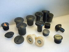 Vintage Bicycle Handlebar End Caps Plugs Dust Covers Assorted Lot