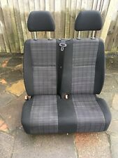 Genuine Mercedes Sprinter Double Passenger Seat Original