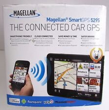 Magellan RM5295 Smart GPS Bluetooth Lifetime Map and Traffic Updates