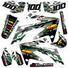 2013 2014 2015 2016  HONDA CRF 450R GRAPHICS KIT CRF450R JETFIGHTER DECALS