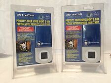LOT 2: NEW Activator Portable HOME SAFETY SECURITY DEVICE stop burglar DIY Alert