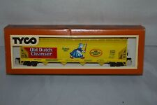 TYCO HO Center Flow Hopper Car 55 Foot Old Dutch Cleanser 358F