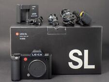 Leica SL Typ 601 10850 24MP vom 16.08.16 FOTO-GÖRLITZ Ankauf+Verkauf