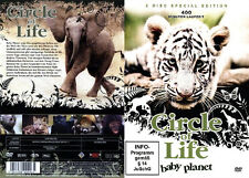 Circle of Life - Baby Planet, DVD/Neu, 2 Disc Special Edition, ca. 400 Minuten