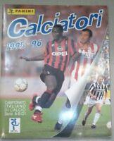 PERFETTO ALBUM CALCIATORI PANINI 1995/96*COMPLETO  CON CEDOLE ORIGINALI N.5