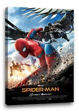 """Spiderman Homecoming Toile Marvel Avengers Infinity Wars Affiche Imprimé """" 30x20"""
