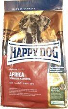12,5kg Happy Dog  Africa Hundefutter