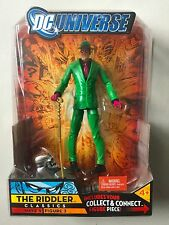 DC Universe Classics RIDDLER Figure Walmart Exclusive (DCU Comics BATMAN VILLAN)
