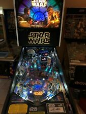 Star Wars Pinball Machine >> Star Wars Pinball Machine For Sale Ebay