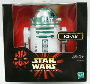 Star Wars Episode I - Action Collection - Action Figures: R2-A6 - Hasbro